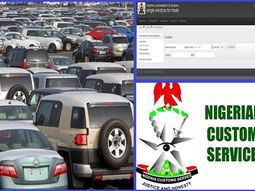 Nigeria Customs puts up 198 cars and other items for online Auction sales