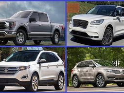 Ford F-150, Edge, Lincoln Corsair and MKX all affected in a new recall