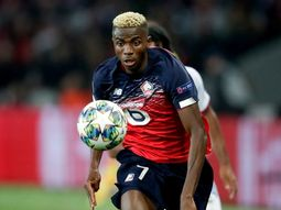 Most expensive Nigerian footballer Victor Osimhen biography, net worth, cars, & latest news!