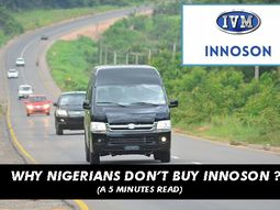 Here is why Nigerians never think about buying Innoson cars!