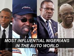 Top 7 most influential Nigerians in the auto industry. Number 6 will shock you!