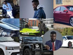 All about Sarkodie: His fabulous career stories, net worth, cars, and houses!
