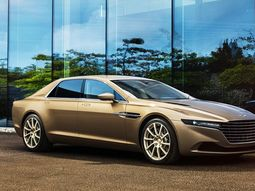 See the Aston Martin Lagonda Taraf – World's most expensive sedan car