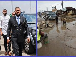 Lawmaker rejects Governor Wike's SUV gift, pleading road improvement
