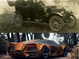 A brief history of car evoluation | Naijauto.com