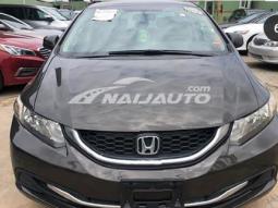 Nigeria used Honda civic 2014