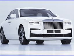 [Photos] The 2021 Rolls-Royce Ghost is an epitome of luxury and beauty