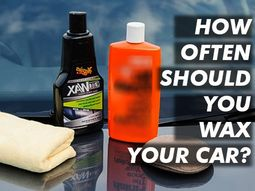 How often should you wax your car in Nigeria?