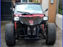"""Check out powerful Nigerian-made vehicle """"IYI Celebrity"""" introduced by Alex Ephraim"""