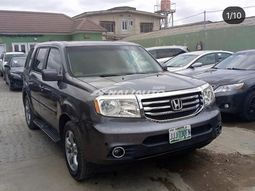 Registered Honda Pilot 2015