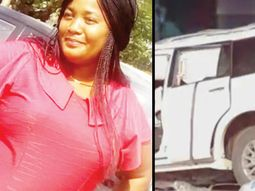 16 year-old Nigerian teenager crushes trader with mother's car in Lagos