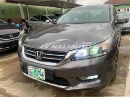 Nigeria used Honda accord 2014