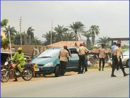 FRSC begins a thorough search for all fleeing traffic offenders in 3 states