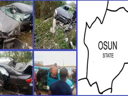 Tension rises in Osun after police car allegedly chased suspects to death