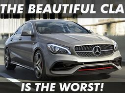 Why the beautiful CLA is the worst Mercedes-Benz you can buy in Nigeria