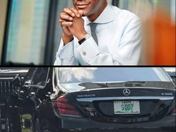 Controversy sparks as GT Bank CEO Segun Agbaje acquires ₦70m Mercedes Maybach