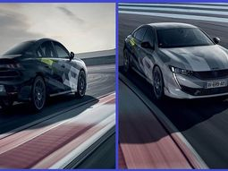 [Photos] This new 508 PSE is Peugeot's most powerful car model for now