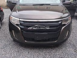 Mint 2011 Ford Edge Limited Full Option With Thumb Start