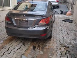 Mint 2012 Hyundai Accent(First Body And Accident Free)