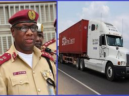 30% of active Nigerian truck drivers never passed visibility test – FRSC