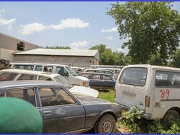 710 abandoned vehicles up for auction as Borno Governor gives a directive