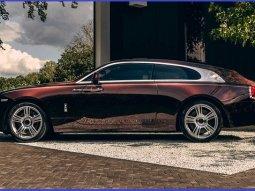 [Photos] This tuned Rolls-Royce Wraith shooting brake sedan is mesmerizing