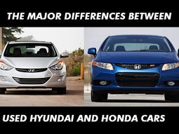 Honda vs Hyundai: 6 major differences between Honda and Hyundai cars in Nigeria!