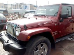 Jeep Wrangler 2011 ₦7,800,000 for sale