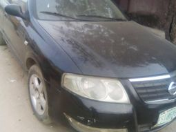 Nissan Sunny 2005 ₦650,000 for sale