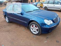 Mercedes-Benz C180 2002 ₦900,000 for sale