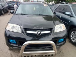 Accident free foreign used 2005 Acura mdx