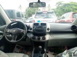 Foreign used 2010 totota rav4 for sale