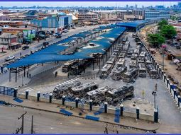 Hoodlums destroyed 84 BRT buses worth ₦3.9bn during the recent riot - LASG