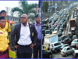 Task Force threatens to arrest and prosecute traffic violators in Lagos
