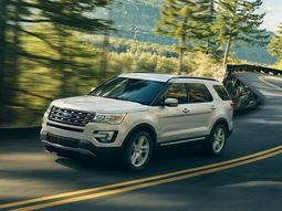 Ford issues a new recall for 375,200 Explorer SUVs over suspension issue