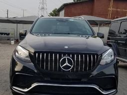 Mercedes-Benz GLE 2016 ₦16,600,000 for sale