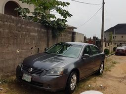 2006 Nissan Altima for sale in Lagos