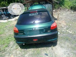 2005 Peugeot 206 for sale