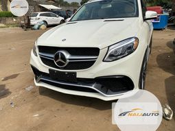 2017 Mercedes-Benz GLE for sale in Surulere