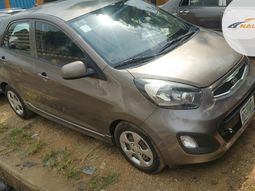2012 Kia Picanto for sale in Ikeja