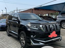 2019 Toyota Land Cruiser Prado for sale