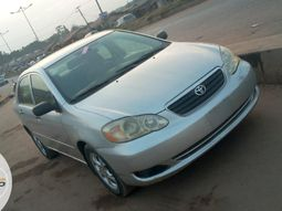 2004 Toyota Corolla for sale in Sagamu
