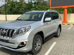 2012 Toyota Land Cruiser Prado for sale in Lagos