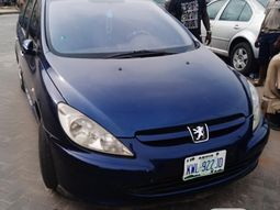 2008 Peugeot 307 for sale in Lagos