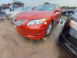 Foreign used 2008 Toyota Camry sports edition