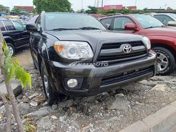 Foreign used 2008 Toyota 4runner