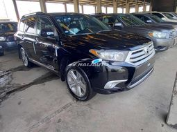 Foreign used 2012 Toyota highlander