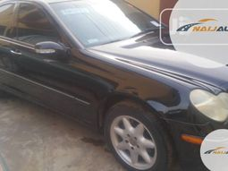 Mercedes-Benz C240 2003 ₦1,600,000 for sale