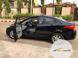 2012 Hyundai Accent for sale in Lagos