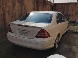 2007 Mercedes-Benz C230 for sale in Lagos